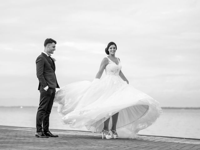 Il matrimonio di Francesco e Rossella a Agropoli, Salerno 50