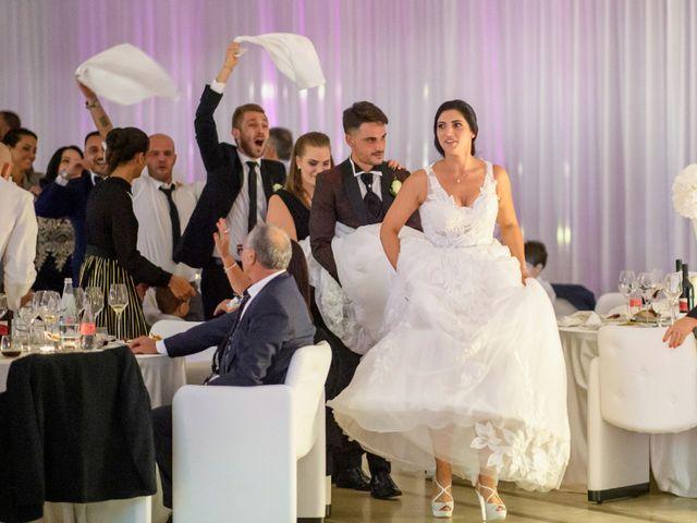 Il matrimonio di Francesco e Rossella a Agropoli, Salerno 55