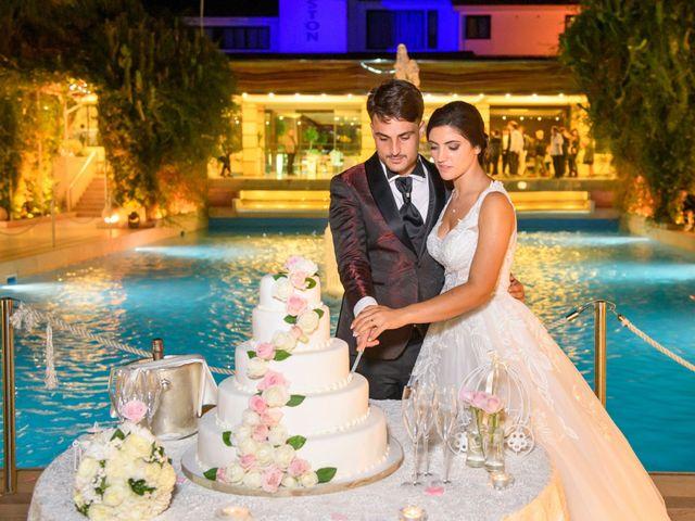 Il matrimonio di Francesco e Rossella a Agropoli, Salerno 59