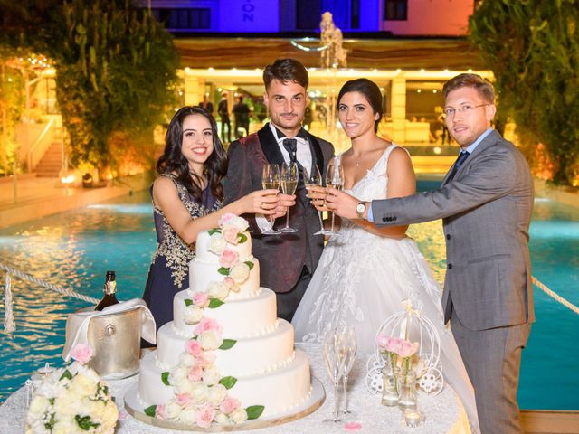 Il matrimonio di Francesco e Rossella a Agropoli, Salerno 60