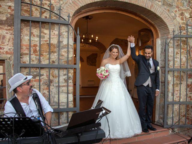 Il matrimonio di Luciano e Elena a Carmignano, Prato 3