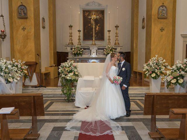 Il matrimonio di Luciano e Elena a Carmignano, Prato 8
