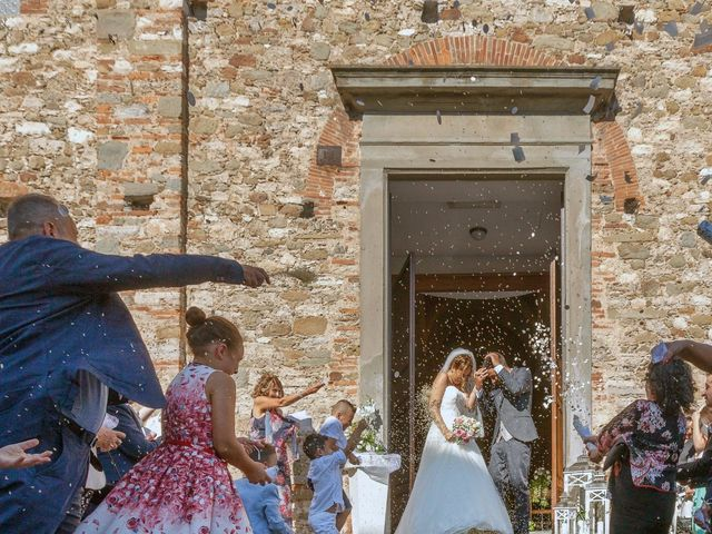 Il matrimonio di Luciano e Elena a Carmignano, Prato 10