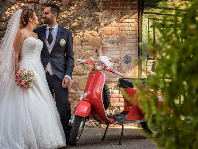 Il matrimonio di Luciano e Elena a Carmignano, Prato 12