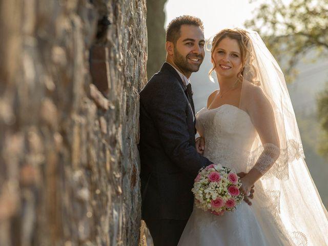 Le nozze di Elena e Luciano