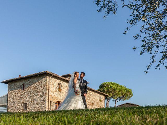 Il matrimonio di Luciano e Elena a Carmignano, Prato 14