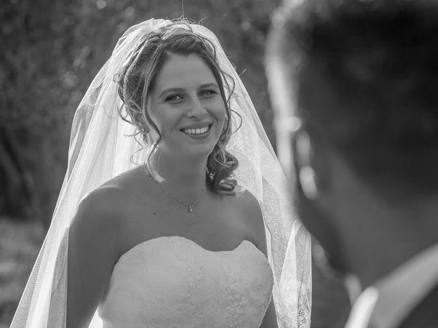 Il matrimonio di Luciano e Elena a Carmignano, Prato 15