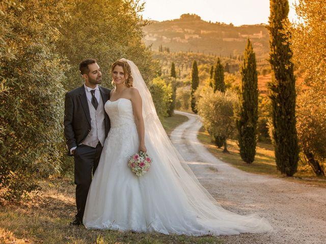 Il matrimonio di Luciano e Elena a Carmignano, Prato 1