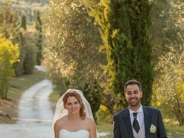 Il matrimonio di Luciano e Elena a Carmignano, Prato 17