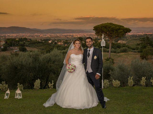 Il matrimonio di Luciano e Elena a Carmignano, Prato 18