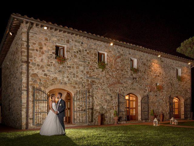 Il matrimonio di Luciano e Elena a Carmignano, Prato 22