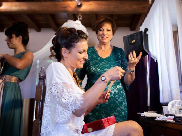 Il matrimonio di Riccardo e Francesca a Bracciano, Roma 25