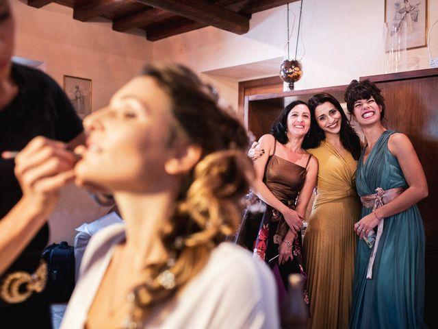 Il matrimonio di Riccardo e Francesca a Bracciano, Roma 35