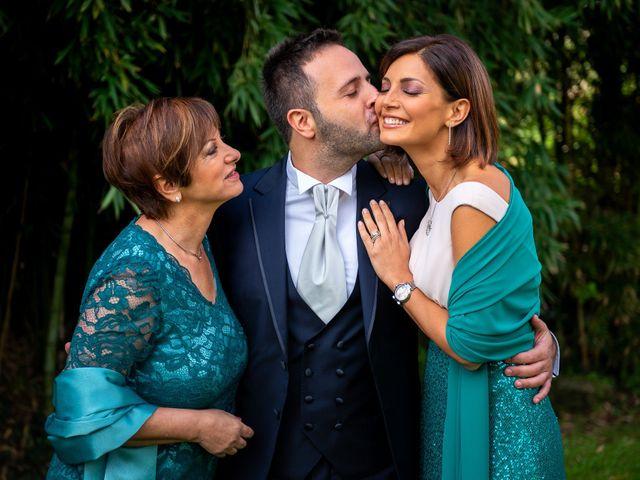 Il matrimonio di Riccardo e Francesca a Bracciano, Roma 39