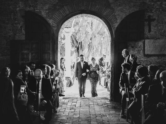 Il matrimonio di Riccardo e Francesca a Bracciano, Roma 43