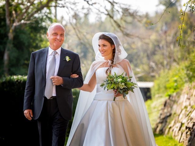 Il matrimonio di Riccardo e Francesca a Bracciano, Roma 51