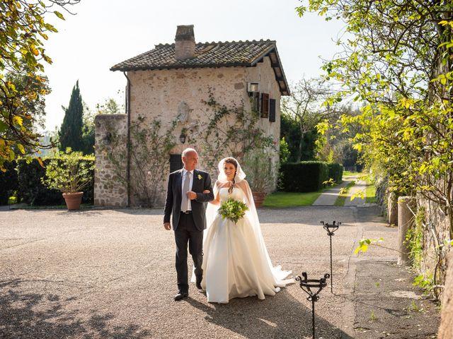 Il matrimonio di Riccardo e Francesca a Bracciano, Roma 52