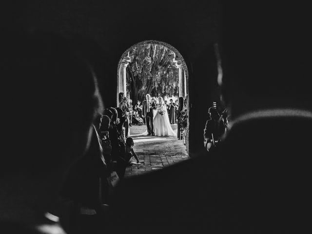 Il matrimonio di Riccardo e Francesca a Bracciano, Roma 54
