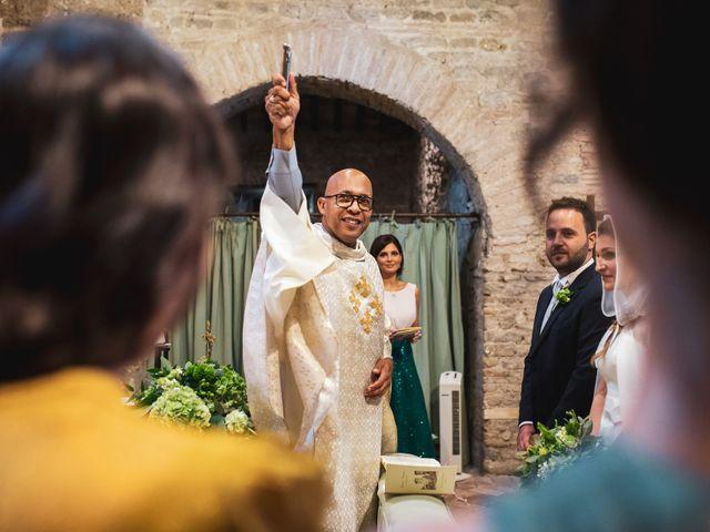 Il matrimonio di Riccardo e Francesca a Bracciano, Roma 58