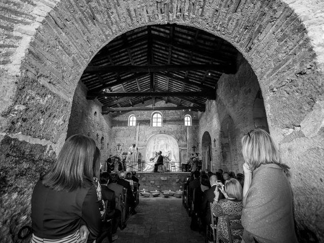 Il matrimonio di Riccardo e Francesca a Bracciano, Roma 59