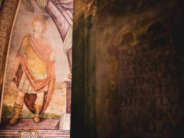 Il matrimonio di Riccardo e Francesca a Bracciano, Roma 61