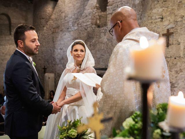Il matrimonio di Riccardo e Francesca a Bracciano, Roma 62