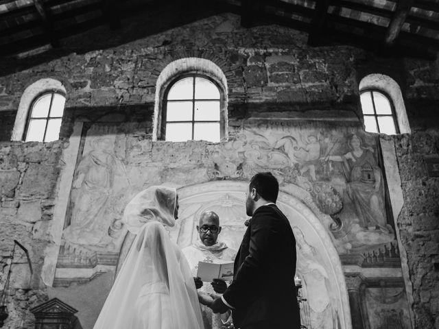 Il matrimonio di Riccardo e Francesca a Bracciano, Roma 63