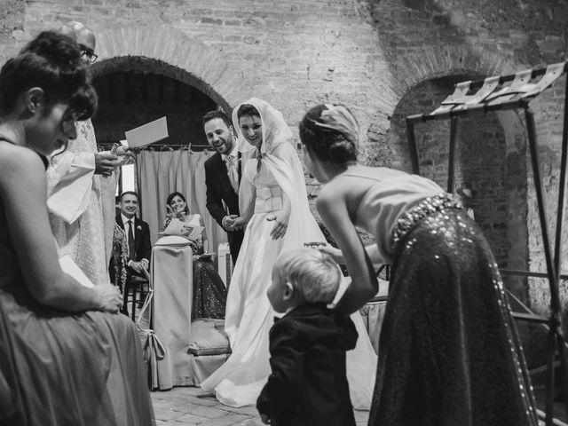 Il matrimonio di Riccardo e Francesca a Bracciano, Roma 64