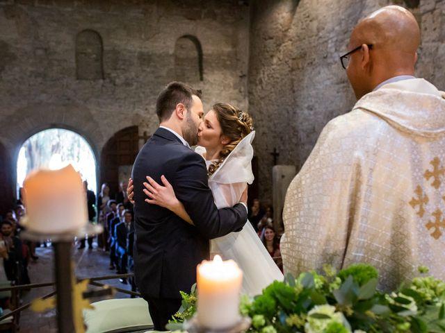 Il matrimonio di Riccardo e Francesca a Bracciano, Roma 66