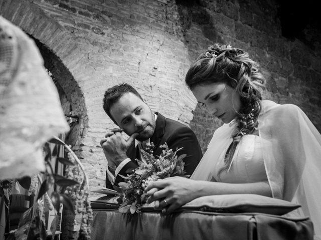 Il matrimonio di Riccardo e Francesca a Bracciano, Roma 67