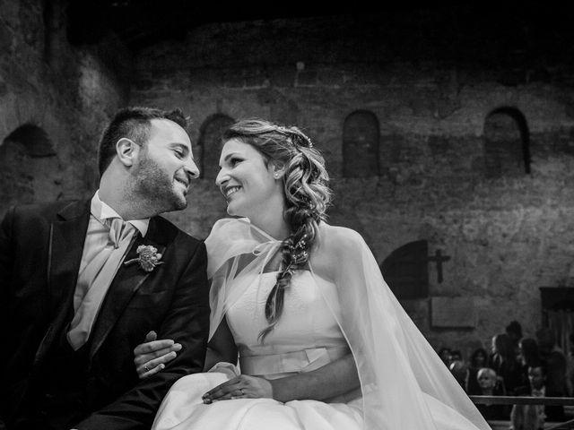 Il matrimonio di Riccardo e Francesca a Bracciano, Roma 68