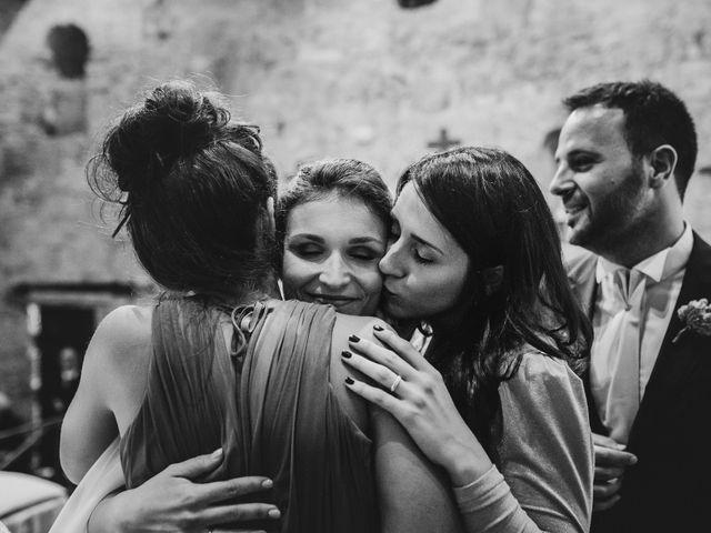 Il matrimonio di Riccardo e Francesca a Bracciano, Roma 69