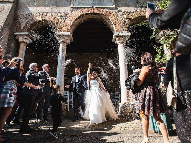 Il matrimonio di Riccardo e Francesca a Bracciano, Roma 70