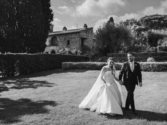 Il matrimonio di Riccardo e Francesca a Bracciano, Roma 72