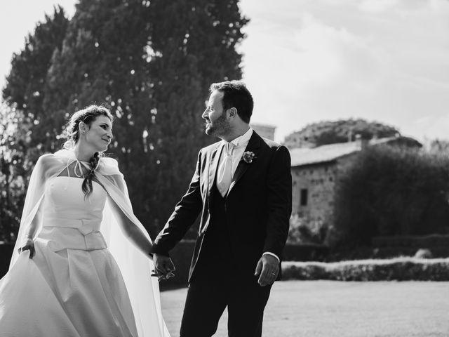 Il matrimonio di Riccardo e Francesca a Bracciano, Roma 73