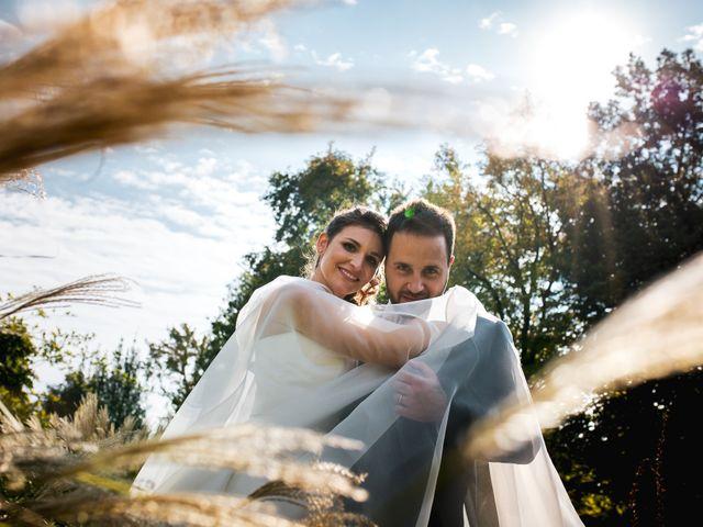 Il matrimonio di Riccardo e Francesca a Bracciano, Roma 76