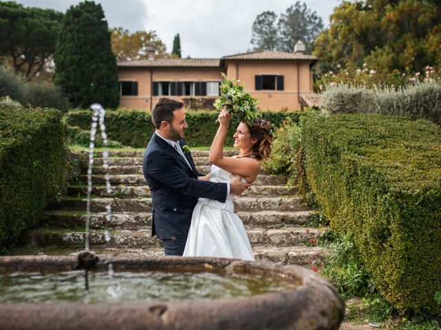 Il matrimonio di Riccardo e Francesca a Bracciano, Roma 83