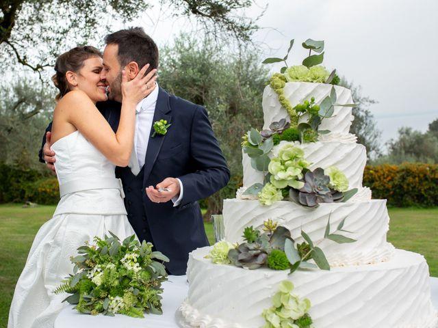 Il matrimonio di Riccardo e Francesca a Bracciano, Roma 93