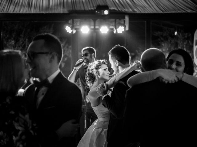 Il matrimonio di Riccardo e Francesca a Bracciano, Roma 1