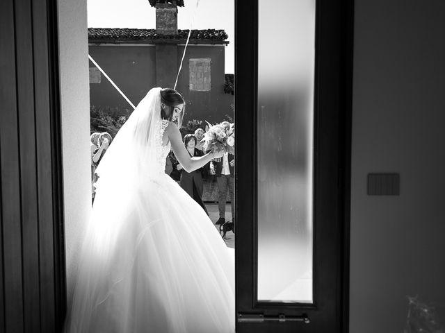 Il matrimonio di Mattia e Alice a Castelfranco Veneto, Treviso 48