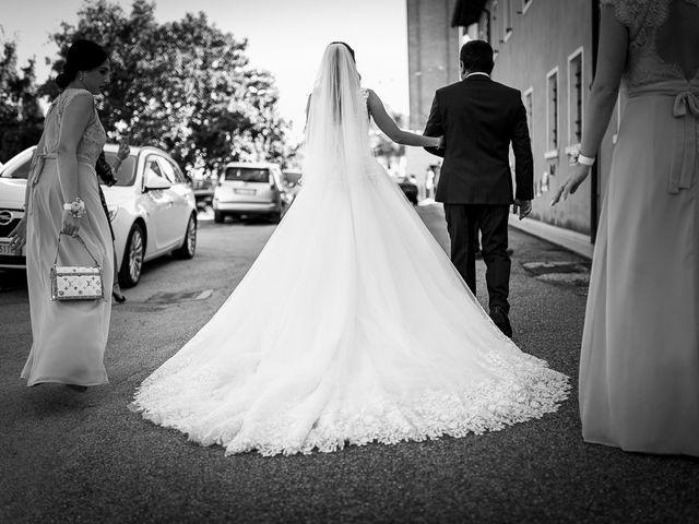 Il matrimonio di Mattia e Alice a Castelfranco Veneto, Treviso 52