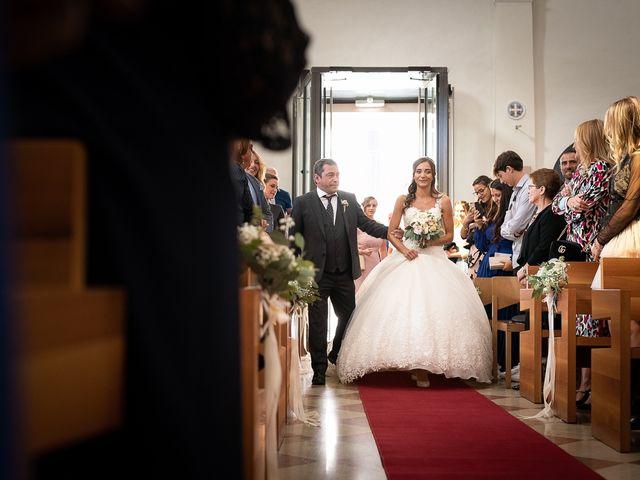 Il matrimonio di Mattia e Alice a Castelfranco Veneto, Treviso 54