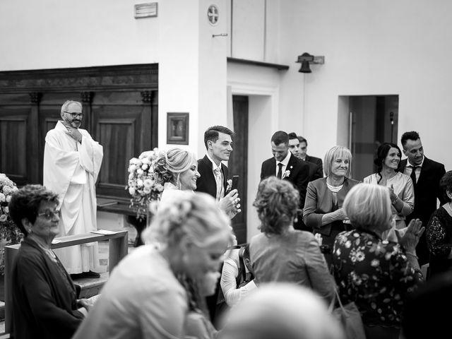 Il matrimonio di Mattia e Alice a Castelfranco Veneto, Treviso 55