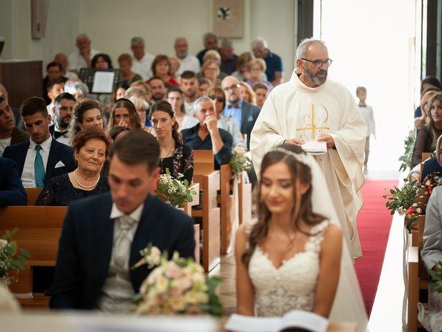 Il matrimonio di Mattia e Alice a Castelfranco Veneto, Treviso 63