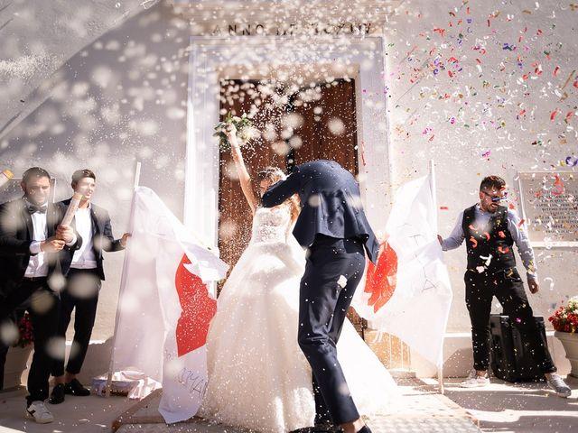 Il matrimonio di Mattia e Alice a Castelfranco Veneto, Treviso 73