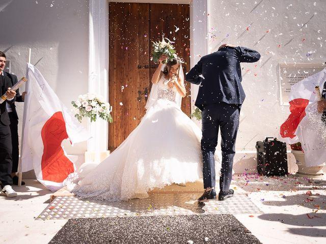 Il matrimonio di Mattia e Alice a Castelfranco Veneto, Treviso 74