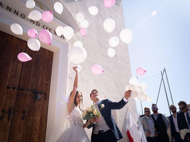 Il matrimonio di Mattia e Alice a Castelfranco Veneto, Treviso 75
