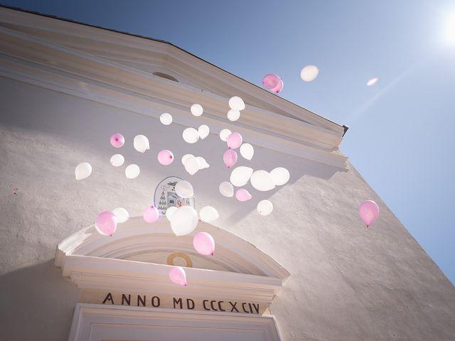 Il matrimonio di Mattia e Alice a Castelfranco Veneto, Treviso 76