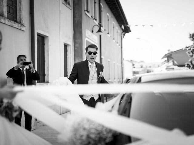 Il matrimonio di Mattia e Alice a Castelfranco Veneto, Treviso 78