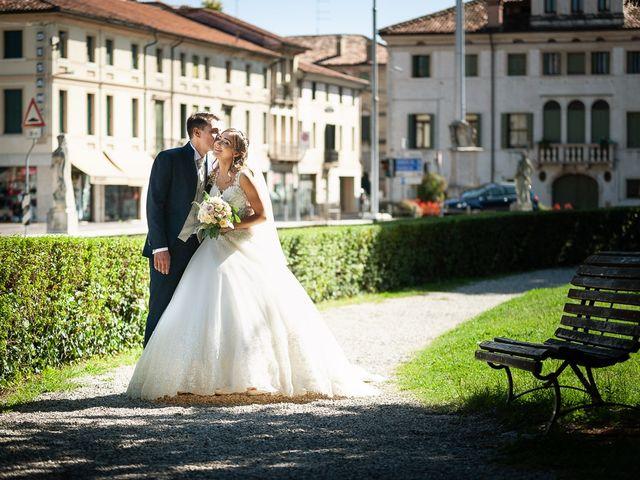 Il matrimonio di Mattia e Alice a Castelfranco Veneto, Treviso 80